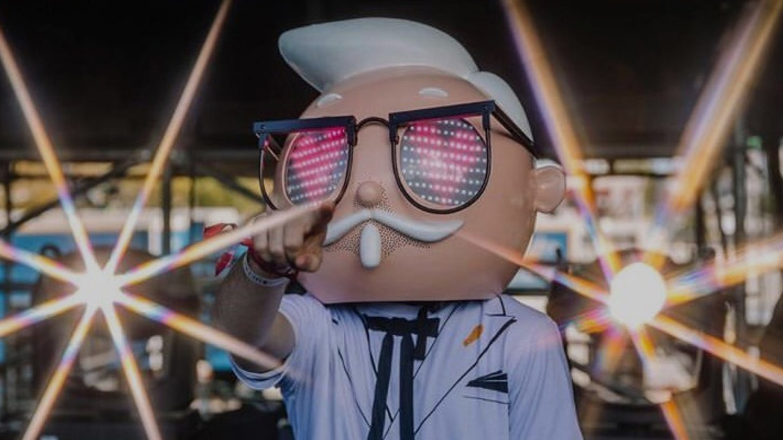 DJ Colonel Sanders | Amplify Brand Experience Agency