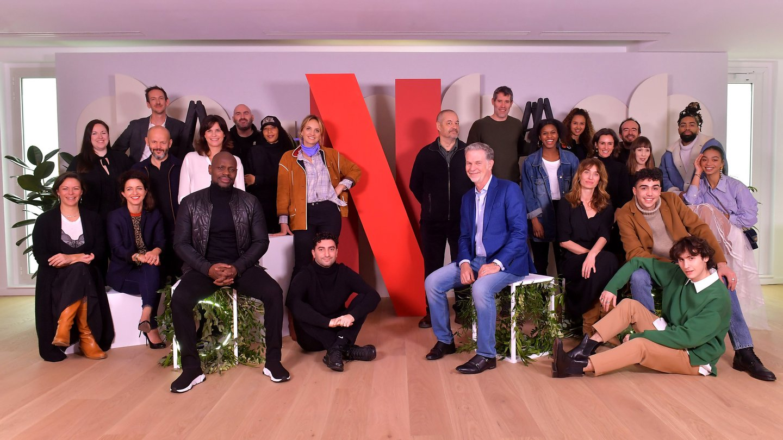 Netflix, France HQ | Amplify Brand Experience Agency