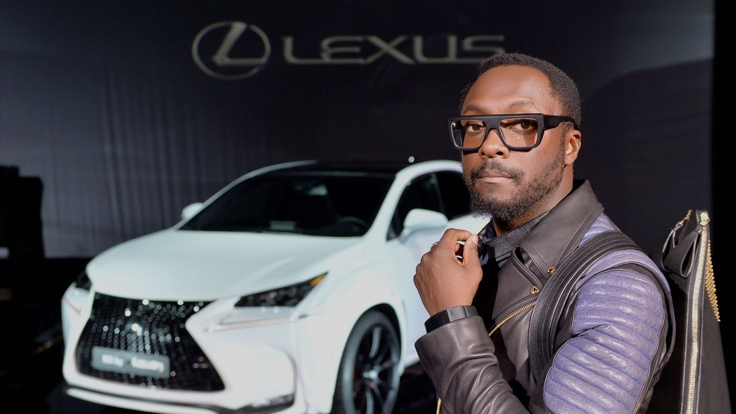 Lexus, Striking Angles with Will.I.Am | Amplify Brand Experience Agency