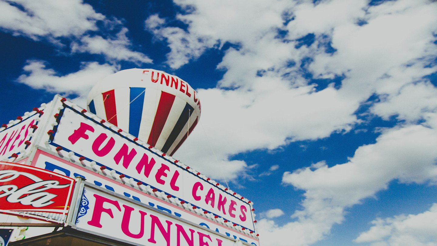 Funnel Cake | Amplify Brand Experience Agency