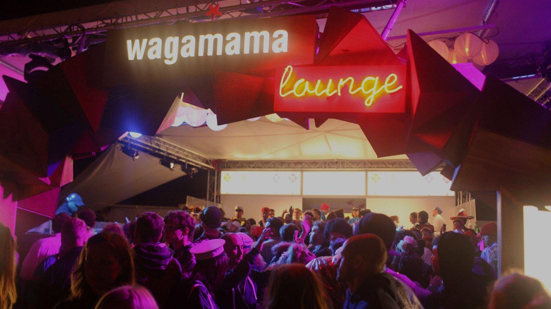Wagamama Lounge