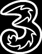 Cropped Three Logo