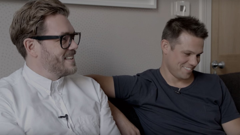 Marcus + Jonathan   Amplify Brand Experience Agency