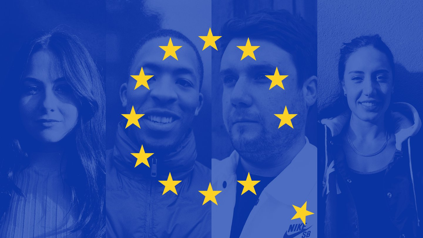 Brexit Young Blood | Amplify Brand Experience Agency