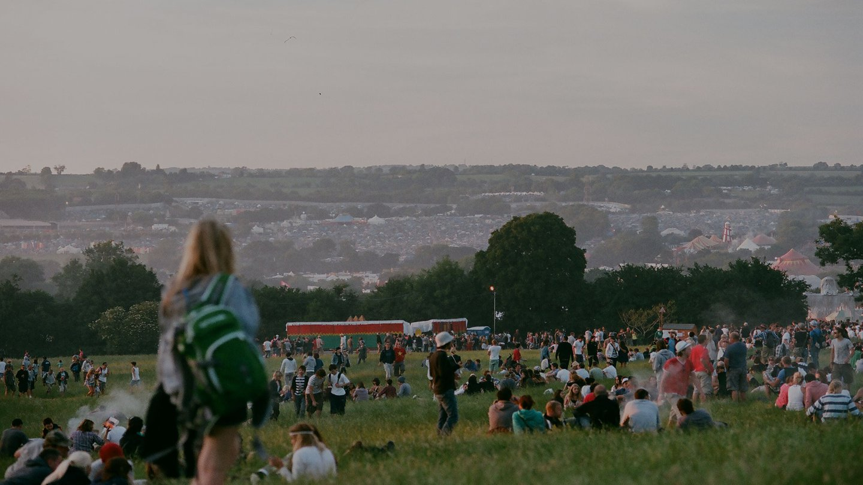 Glastonbury Festival Dark | Amplify Brand Experience Agency