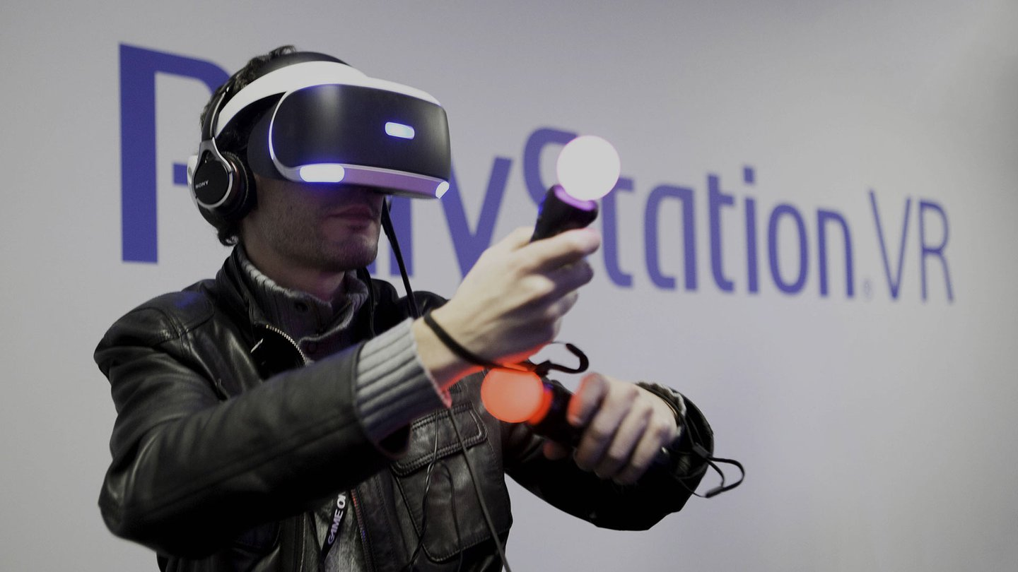 Playstation, Playstation VR   Amplify Brand Experience Agency