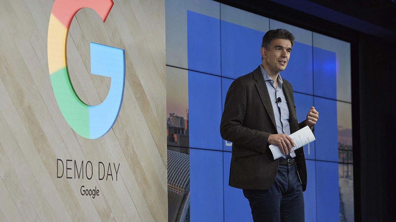 Google Demo Day light